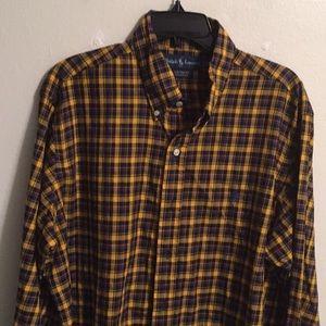 Ralph Lauren custom fit shirt NWT size XL
